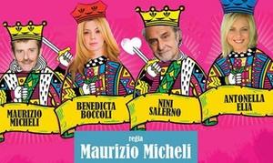 Abbonamento Miniprosa a Torino: Abbonamento Miniprosa, 2 spettacoli dal 4 novembre al Teatro Erba e al Teatro Alfieri di Torino (sconto 42%)