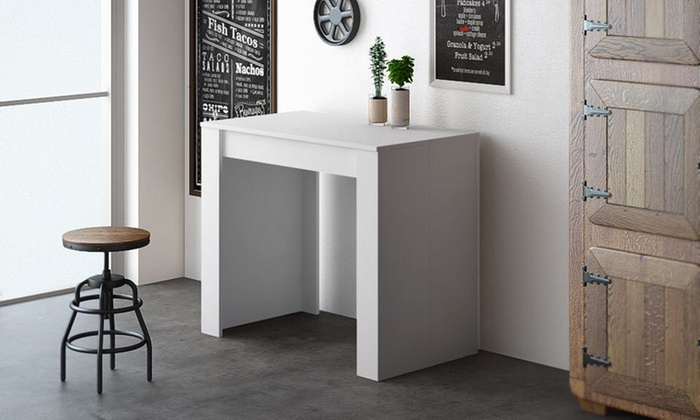 Extendable Small or Medium Dining/Console Table