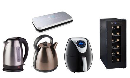 Piccoli elettrodomestici da cucina Ardes disponibili in vari modelli