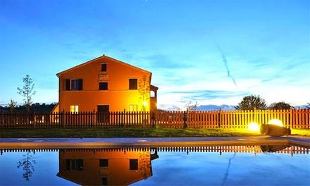 Recanati: soggiornocon colazione o mezza pensione e massaggio Villa Scuderi Resort