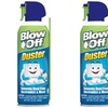 Max Professional Blow Off Air Duster (2-Pack)