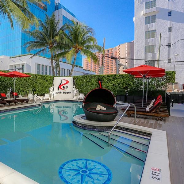 Red South Beach Hotel Miami