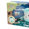 Hush, Little Owl Book and Plush Toy Set (2-Piece)