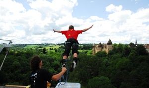 Antipodes: 1 saut à l'élastique de 55m avec un certificat de saut offert pour 1 ou 2 personnes dès 29,90 €avec Antipodes