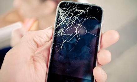 Cell Phone or Tablet Repairs at FixIT Tek (Up to 50% Off). Eight Options Available.