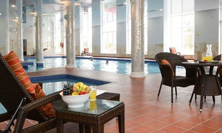 groupon.co.uk - Letterkenny: 2- or 3-Night Stay for Two People with Wine, Leisure Access and Late Check-Out at 4* Clanree Hotel