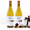 Cameron Hughes Chardonnay (2-Pk.) w/ Chocolates. Shipping Included.
