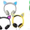 Jamsonic DJ-Style Light-Up Cat or Panda Headphones