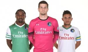 New York Cosmos: New York Cosmos Soccer (May 1–May 28)