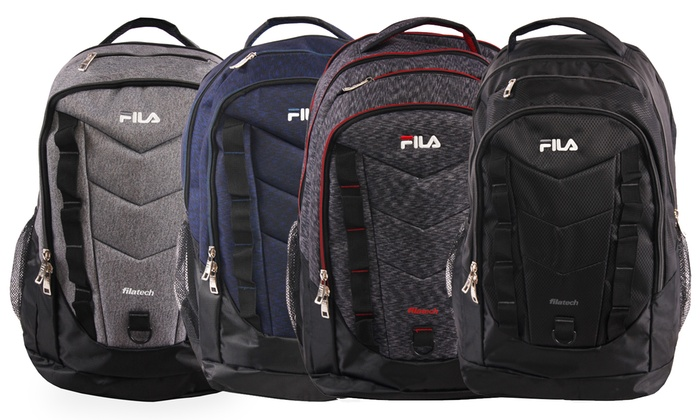 Up To 20% Off on FILA Deacon 4 Laptop Backpack   Groupon Goods
