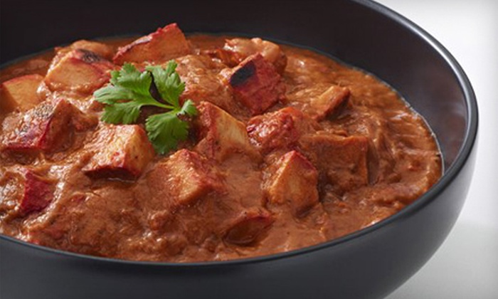 Curried - The Loop: $10 for $20 Worth of Indian Cuisine at Curried