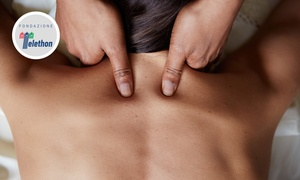Egle's Art: 3 o 5 massaggi da 30 o 60 minuti a scelta per una persona al centro Egle's Art (sconto fino a 87%)