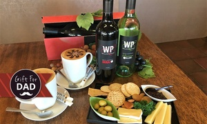 Willow Point Wines: Cheese Plate with Tasting and Take Home Bottles for 2 ($25) or 4 People ($49) at Willow Point Wines (Up to $85.20 Value)