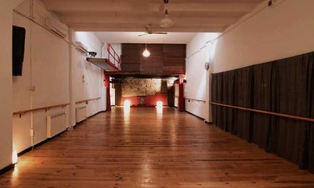 3 meses de clases de yoga para 1 o 2 personas desde 34 € en Sarria Yoga Asana Chikitsa
