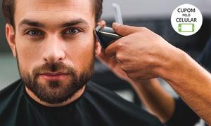Ócio Barbearia: Corte + barba na Ócio Barbearia –  Funcionários