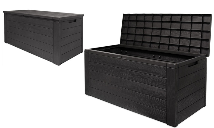 Deuba Garden Storage Box Groupon Goods