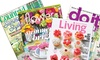 Home & Garden Magazines: One-Year Subscription to Martha Stewart Living, Do It Yourself, Flower, or Country Living_(Up to 75% Off)