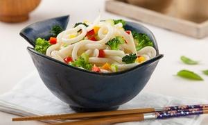 Tsukushiya: Japanisches 3-Gänge-Menü für 2 oder 4 Personen im Tsukushiya (bis zu 47% sparen*)
