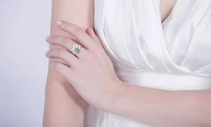 Justyling - Anelli personalizzabili: Uno o 2 anelli personalizzabili in argento offerti da Justyling (sconto fino a 77%)