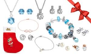 Ensemble de 25 bijoux Swarovski®