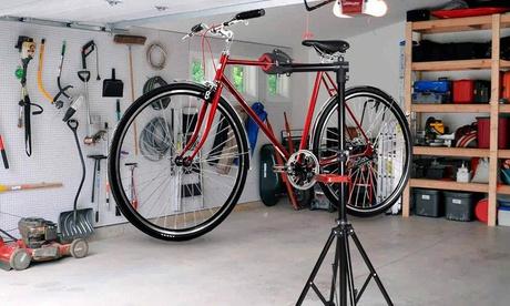 Soporte para bicicletas con altura regulable