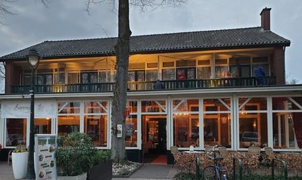 Twente: 13 nachten voor twee met ontbijt en naar keuze 1x driegangendiner in Hotel Savenije in Lonneker
