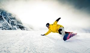 Surf und Sportshop Schumacher (DE): 3 Std. Snowboard-Kurs inkl. Leihausrüstung mit dem Surf- und Sportshop Schumacher (bis zu 66% sparen*)