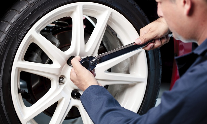 Cleve-Hill Auto & Tire - Multiple Locations: One or Three Synthetic-Blend Oil Changes with Tire Rotations at Cleve-Hill Auto & Tire (Up to 51% Off)
