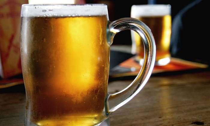 Inland Empire Brewing Company - Hunter Industrial Park: $20 for a Beer Tasting for Two with Souvenir Glasses at Inland Empire Brewing Company ($40 Value)