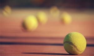 Sport on Court: 5 oder 10 Stunden Fast Learning Tennis-Wochenendkurs inkl. Sauna-Besuch bei Sport on Court (bis zu 55% sparen*)