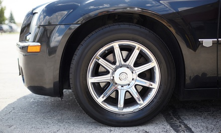$59 for Front or Rear Brake-Pad Replacement at Integrity Automotive Service and Goodyear ($129 Value)