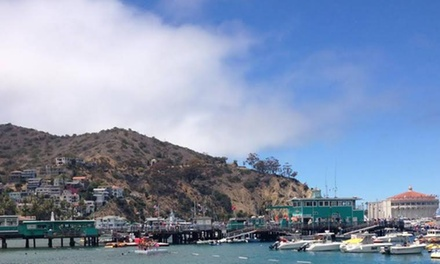 2-Night Stay for Two with Transportation at Hermosa Hotel & Catalina Cottages in Avalon, CA