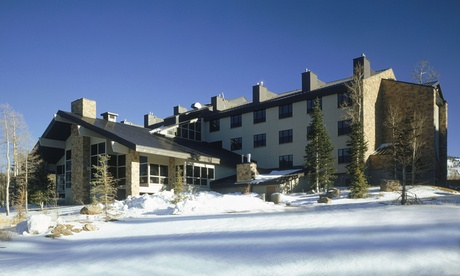 Stay at Cedar Breaks Lodge & Spa in Brian Head, UT. Dates into June. photo
