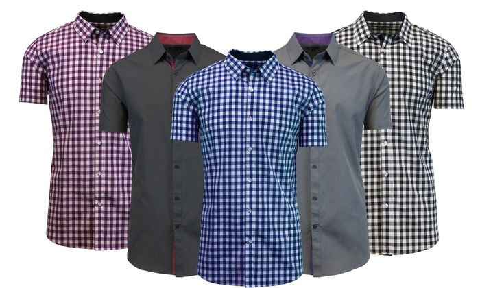 Men's Slim Fit Shirts (Extended Sizes Only)