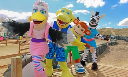 Various UK Locations: 3 or 4Night Family Entertainment Break for Up to 6 at Pontin's Family Holiday Parks, 2020 Dates