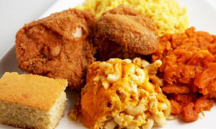 Sisters of the New South - Multiple Locations: Southern Food at Sisters of the New South (Up to 53% Off). Three Options Available.