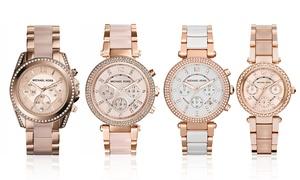 Michael Kors Blush Watches