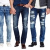 X-Ray BlacX Men's Jeans Collection
