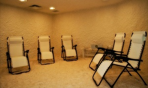 The Salt Room: One or One Month of Unlimited 45-Minute Salt-Therapy Sessions at The Salt Room (Up to 63% Off)