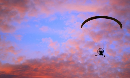 Introductory Powered Parachute Flight for One or Two (Up to 51% Off)