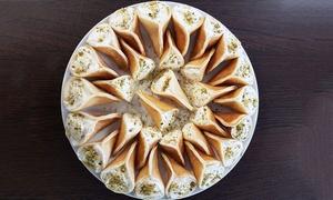Al Mandaloun: 5 ou 9 mezzés froids et 4 ou 7 mezzés chauds à partager avec 1 dessert pour 2 ou 4 personnes dès 34,90 € au Al Mandaloun
