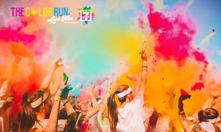 The Color Run Melbourne: Entry , 24 November, Flemington Racecourse