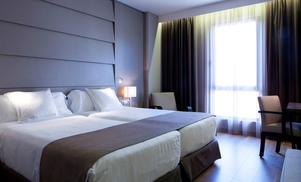 Hotel am rica barcellona barcelona barcelona groupon for Hotel 2 stelle barcellona