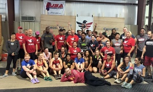 CrossFit Deprivation Inc: Four Weeks of Unlimited CrossFit Classes at CrossFit Deprivation Inc (33% Off)