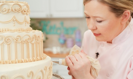 $19.99 for a Choice of One of Three Online Cake-Decorating Courses from CakeMade (Up to $59.99)
