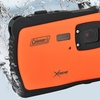 Coleman Xtreme 12MP HD Waterproof Camera with 4GB Memory Card