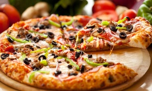 The Kitchen Italian Cafe and Pizzeria: $12 for $20 Worth of Italian Food at The Kitchen Italian Cafe and Pizzeria