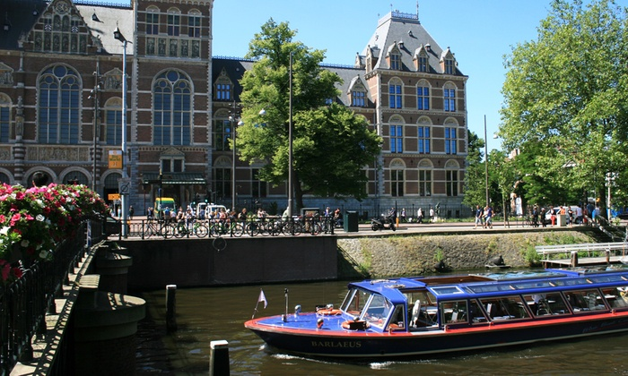 Blue boat company a amsterdam noord holland groupon for Houseboat amsterdam prezzi