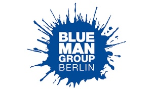 Stage Entertainment: Ticket für die BLUE MAN GROUP von November-März im Stage BLUEMAX Theater direkt am Potsdamer Platz (bis zu 40% sparen)