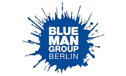 Ticket für die BLUE MAN GROUP, direkt am Potsdamer Platz in Berlin, einlösbar von April - November 2018 (bis 43% sparen)
